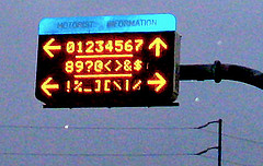 Confused Street Sign by Richard Masoner / Cyclelicious, on Flickr