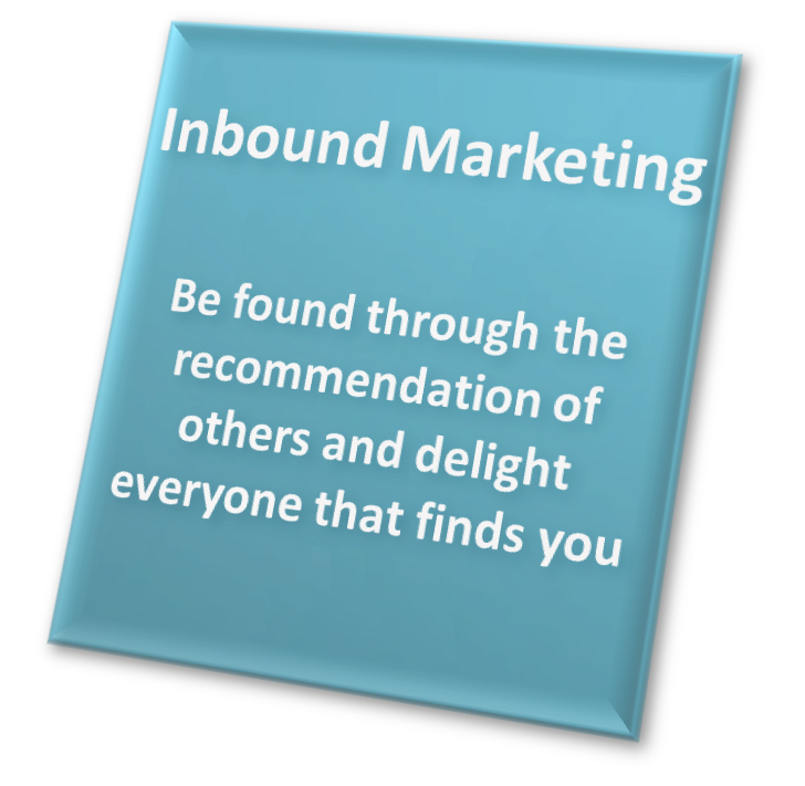 Inbound Marketing: A New Definition — B2B Digital Marketing