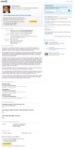 Eric Cantor Public Profile