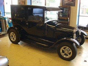 B2B marketing campaigns may look nice, but like this Model T, they aren't enough anymore.