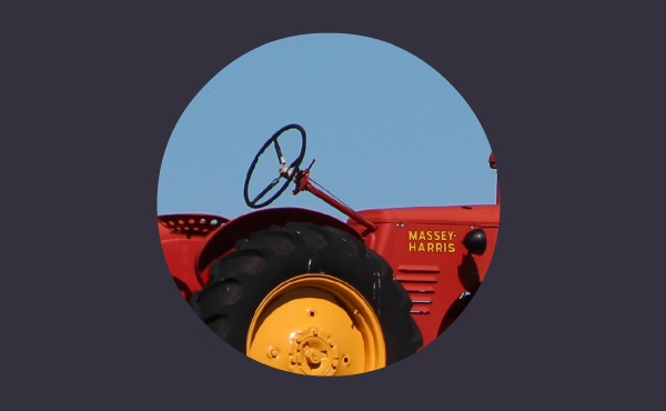 Slice of a Tractor